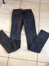 jeans noir 32 34