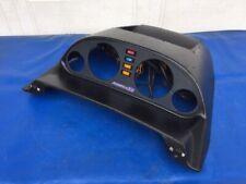 1993-1997 Skidoo Formula Z F3 Mxz Mach 1 Dash Gauge Pod Panel W/Headlight Nice