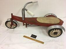 Vintage Hand Powered Childs Go Kart