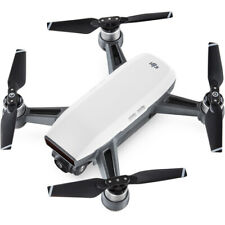 DJI Spark Compact Quadcopter Camera Drone Alpine White (New, Open Box) #CR