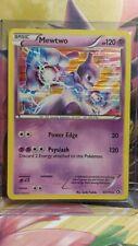 Mewtwo 53/113 Legendary Treasures Holo Rare Pokemon Card MINT pack fresh
