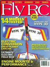 2004 Fly RC Magazine: Modellbau Hype 3D/Electric Conversion/Predator