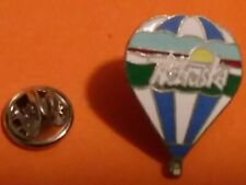 New ListingNebraska Hot air balloon Pin,S/H combined no additional charge