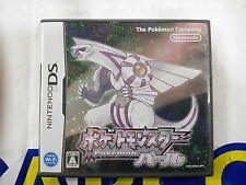 NDS GAME POKEMON PEARL VERSION (ORIGINAL USED)