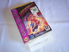 Last Action Hero Game Gear USA BRAND NEW & FACTORY SEALED ULTRA RARE