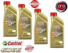 OLIO MOTORE CASTROL EDGE FST EDGE LL LONGLIFE 5W-30 4 LITRI