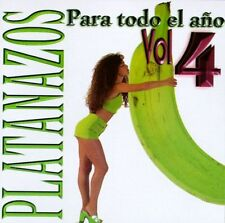 Platanazos Para Todo el Ano, Vol. 4 by Various Artists (CD, Dec-1996, Platano...