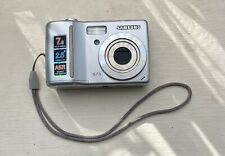 Samsung S73 7.2 MP Digital Camera Silver - Pre Owned- Great For the Price!