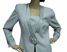 Karen Miller Clubwear Jacket Size 6P Made USA
