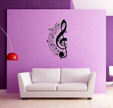 Wall Stickers Music Notes for Living Room z1251