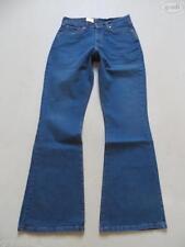 Hosengröße 38 L32 Damen-Jeans mit mittlerer Bundhöhe