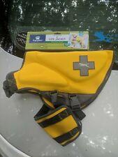 Neoprene Life Jacket Yellow - large