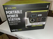 More details for goal zero yeti 150 power bank power station 168 wh