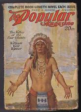 The Popular Magazine - August 20, 1923 - Edgar Wallace, H de Vere Stacpoole