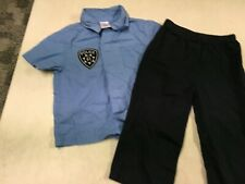 GYMBOREE POLICE OFFICER HALLOWEEN COSTUME BOYS GIRLS  18  24  MS    ADORABLE!