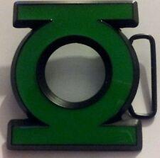 Green lantern boucle de ceinture convient norme ceinture