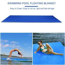 2/3 Layer Water Blanket Anti-tear XPE Foam Floating Mat Softes Floating Pad