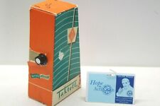Wittner Prazision Taktell Metronome German Made with Original Box Instruction