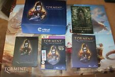 Torment: Tides of Numenera SPECIAL PROMO BOX + POSTER + STEELBOOK + ARTBOOK