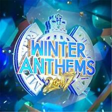 MINISTRY OF SOUND WINTER ANTHEMS 2017 VARIOUS ARTISTS CD NEW