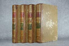 RECUEIL SUR LES ÉVÉNEMENTS DE LYON ET DE GRENOBLE EN 1816 ET 1817. 4 VOLUMES.