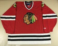 Vintage Chicago Blackhawks Hockey-NHL CCM Jersey Size2XL