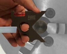 Metal Lathe Tool Post Center Finder Height Adjuster Tooling