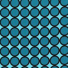 Michael Miller Ring Dot in Turquoise -  1 yard