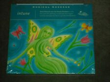 Musical Massage Intune David Darling (CD, Aug-2007, Relaxation Music) sealed