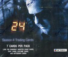 24 Twenty Four Season 4 Card Box