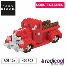 Red Cars Building Toys