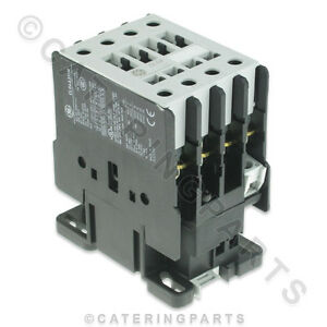 60A POWER RELAY CONTACTOR 3 x NO + 1NO AEG GE LS15K CL04 10E 60 AMP GE CL04A310M