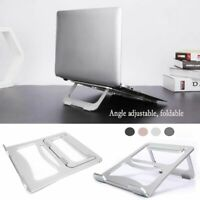 Laptop Stand Anti-slip Aluminum Notebook Cooling Pad Holder Support for Apple