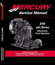 boats watercraft manuals literature for mercury ebay rh ebay com Mercruiser Manual 250 4.5 mercruiser 233 service manual