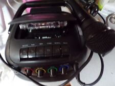 GPX singalong cassette player recorder microphone karaoke portable machine