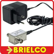 INYECTADOR INSERTADOR DE ALIMENTACION 5V 100MA EN CABLE ANTENA TV TDT BD11556