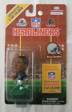 Corinthian NFL Headliners DETROIT LIONS Throwbacks Blister Pack TB011 SANDERS