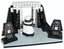 DOCTOR WHO - Character Building Dalek Progenitor Room Mini Set #NEW