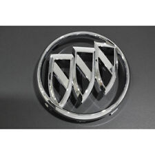 Oem New Front Grille Tri-shield Emblem Badge Chrome 11-13 Buick Regal 20997971(Fits: Buick)
