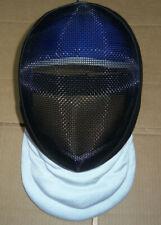 Leonark Fencing Epee Mask Ce 350N Certified National Grade Masque Medium unseald