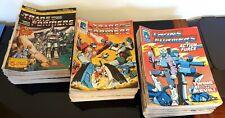 Transformers Comics UK G1 Marvel – 302 issues