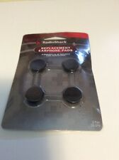 RADIO SHACK LIGHTWEIGHT HEADPHONE REPLACEMENT PADS #33-376 Nos