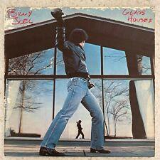 Billy Joel, Glass Houses - Rock, Pop Vinyl LP Record (S CBS 86108)