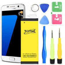 TQTHL 3200mAh Replacement Battery + Tool Kit For Samsung Galaxy S7 SM-G930 USA