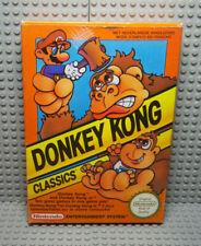 Donkey Kong Classics - Jeu Nintendo NES FAH - Boite & Notice