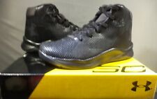 f80ee8de89df Under Armour (PS) Curry 2.5 Black Genuine Leather Size 13.5K 1276333-106