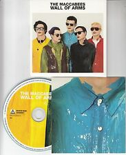 THE MACCABEES Wall Of Arms 2009 UK watermarked & numbered 11-track promo CD