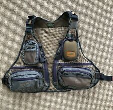 Fishpond Fly Fishing Vest Nylon Mesh - Excellent Condition