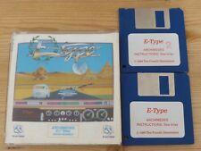 E-Type-Acorn Archimedes/A3000/RISC PC ecc./RISC OS