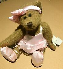 Dan Dee Ballet stuffed bear